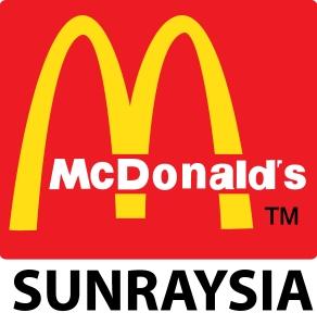 MCDONALS SUNRAYSIA